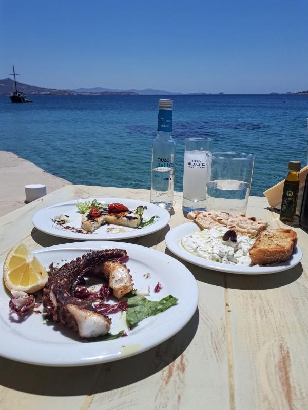 paros greek tourist tourism numbers greece
