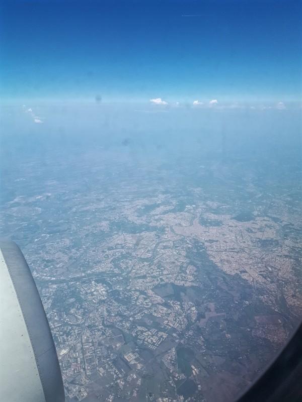 rome tarom boeing 737-700