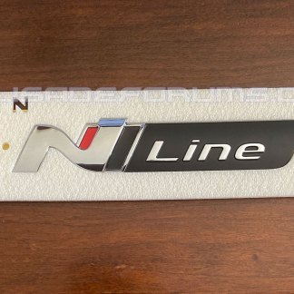 n-line badge for palisade