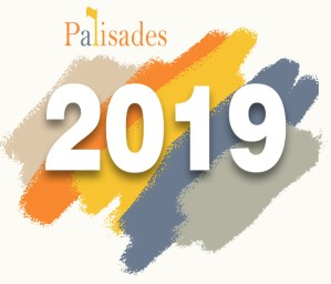 2019 Palisades colorful graphic