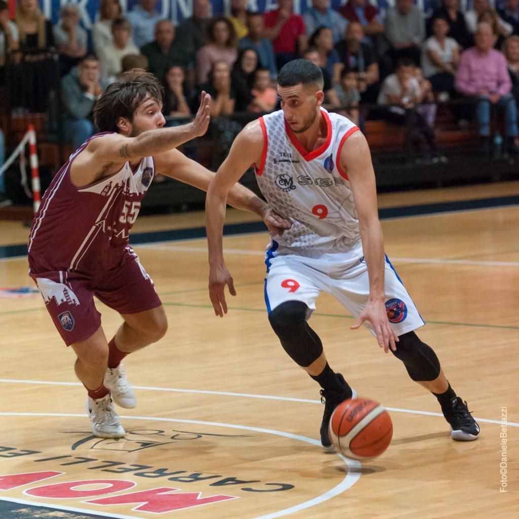 Riprende contro Montevarchi il campionato della Sibe