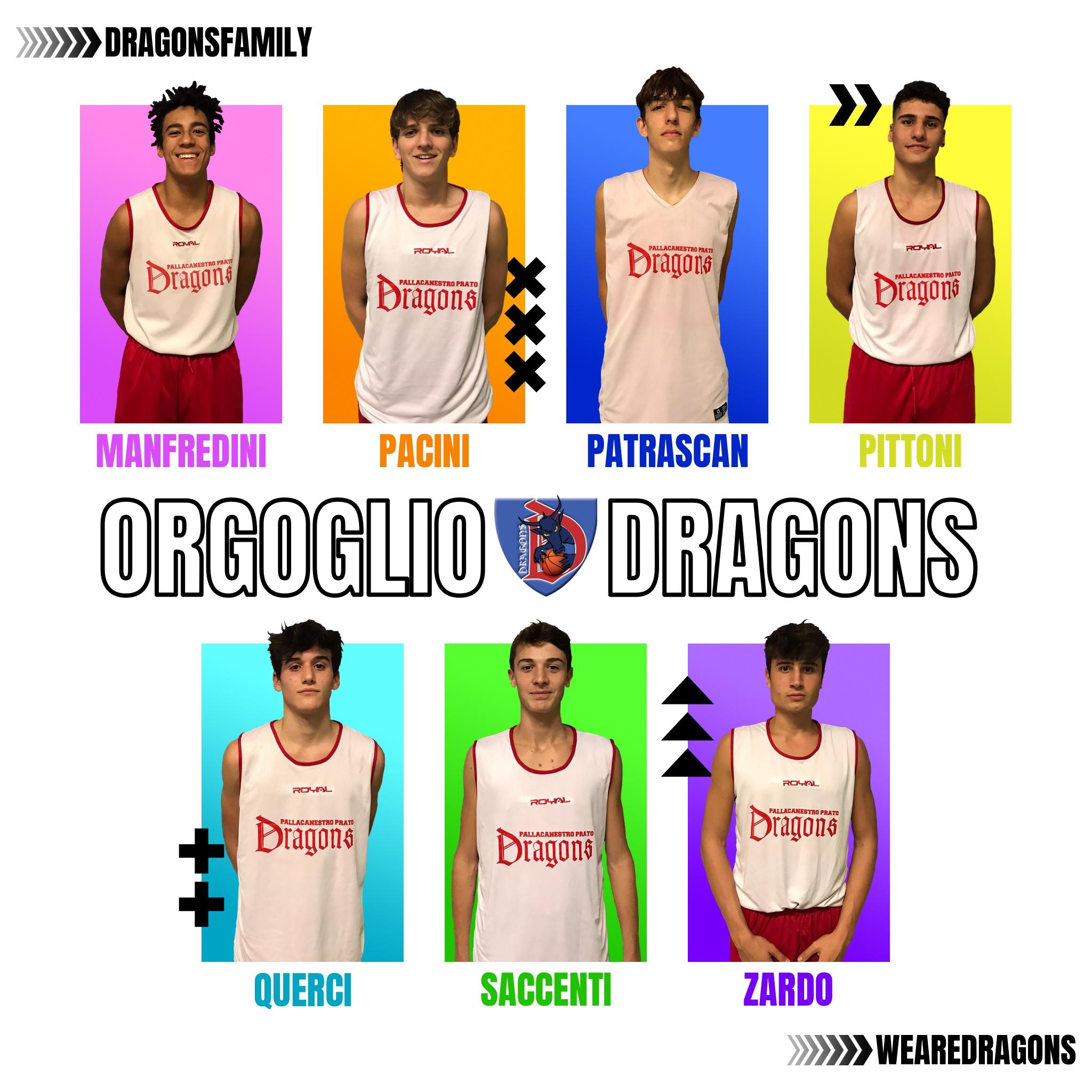 Orgoglio Dragons