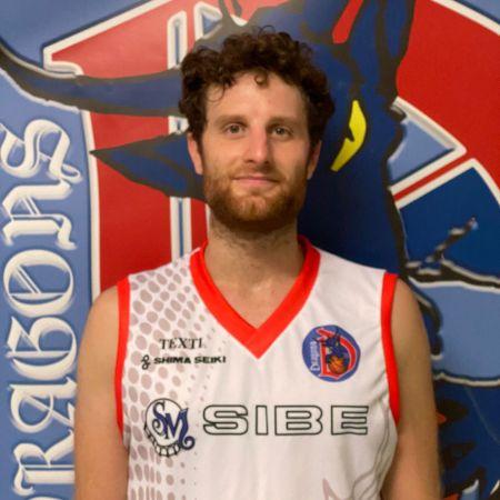 Sibe Pallacanestro Prato Dragons è lieta di annunciare l'accordo con l'atleta Filippo Mascagni