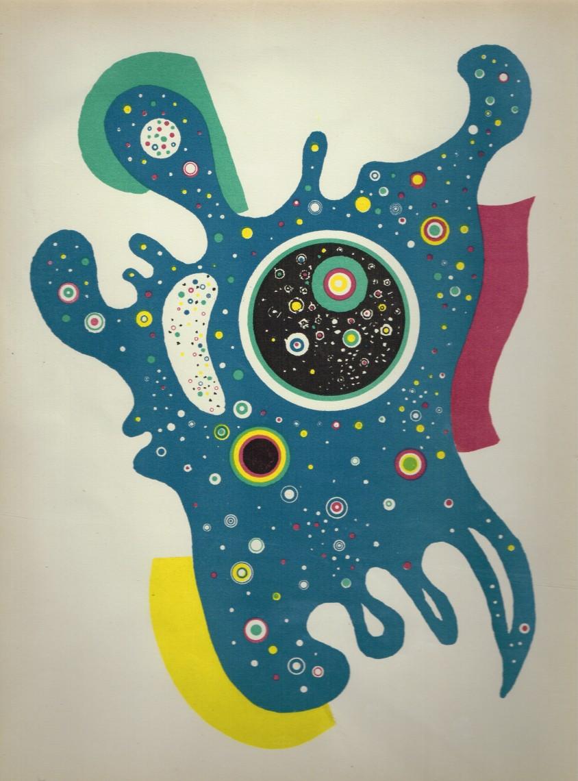 Stars Print By Wassily Kandinsky Pallant Bookshop