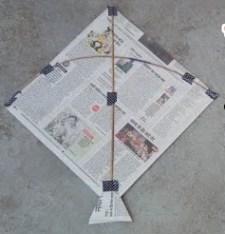 NewspaperKite