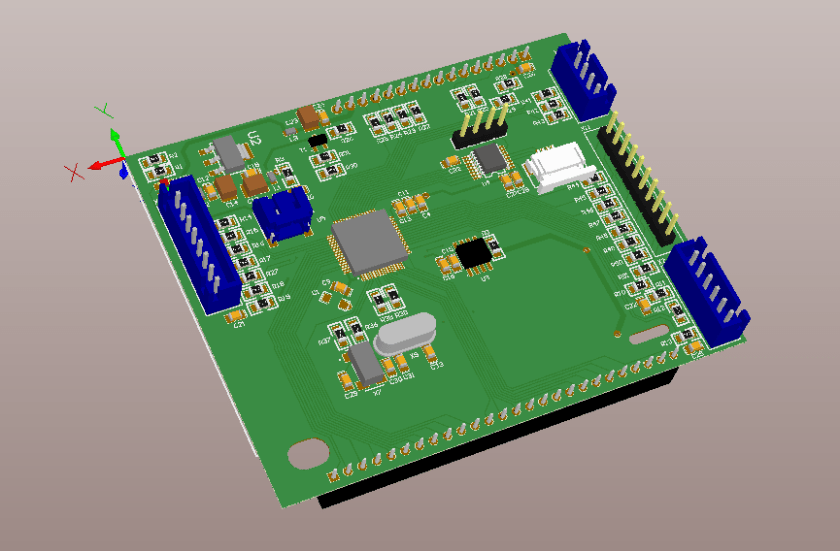 pallavaggarwal stm32 microcontroller