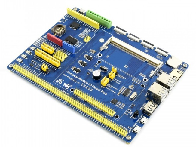 Waveshare Raspberry Pi Compute Module