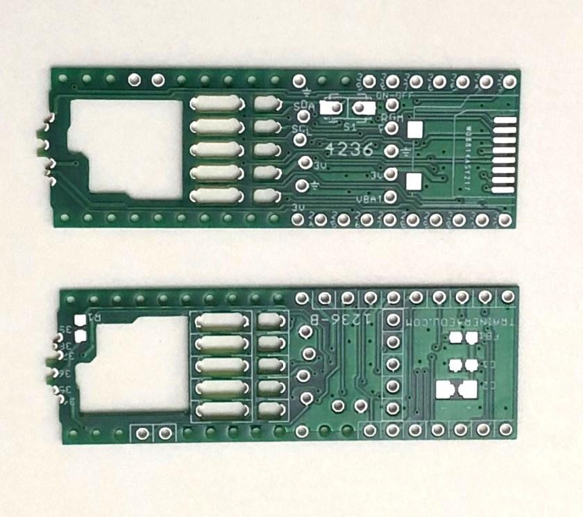 FRDM4236 Teensy 4.0 Breakout Board