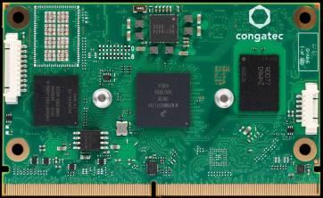congatec imx8m system on module