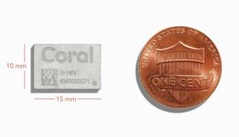 Google-Coral-Accelerator-Module