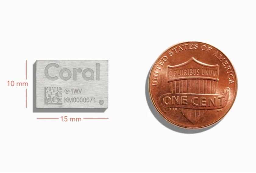 Google launching Coral Accelerator Module & Dev Board Mini at CES2020 1