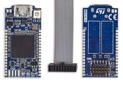 STLINK-V3MINI-PCB