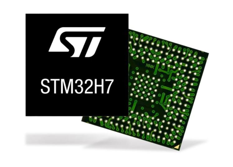 New STM32H7A3, STM32H7B3, and STM32H7B0 1