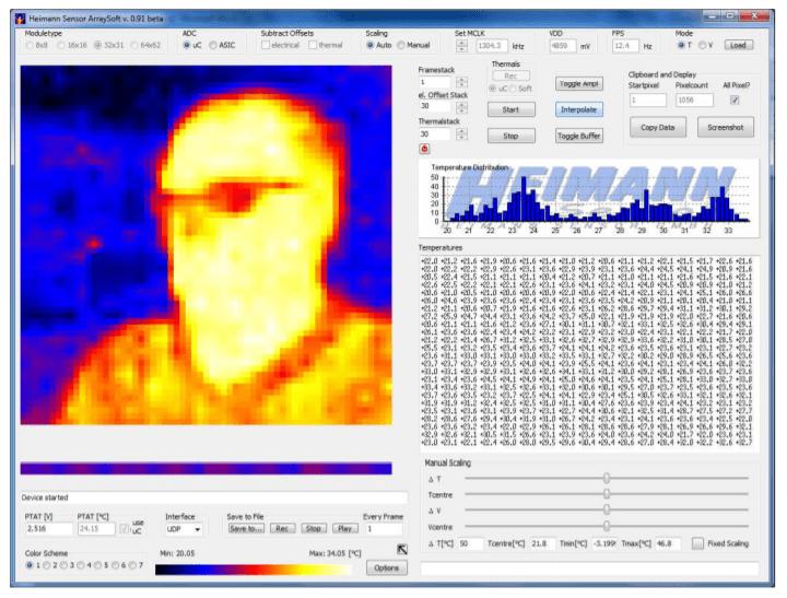 Thermal Image Sensors 7