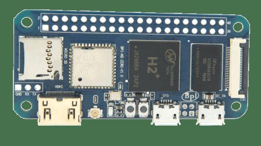 Raspberry Pi Zero Clones 3