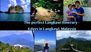 Langkawi itinerary