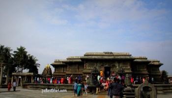 Chennakeshava Temple - Belur