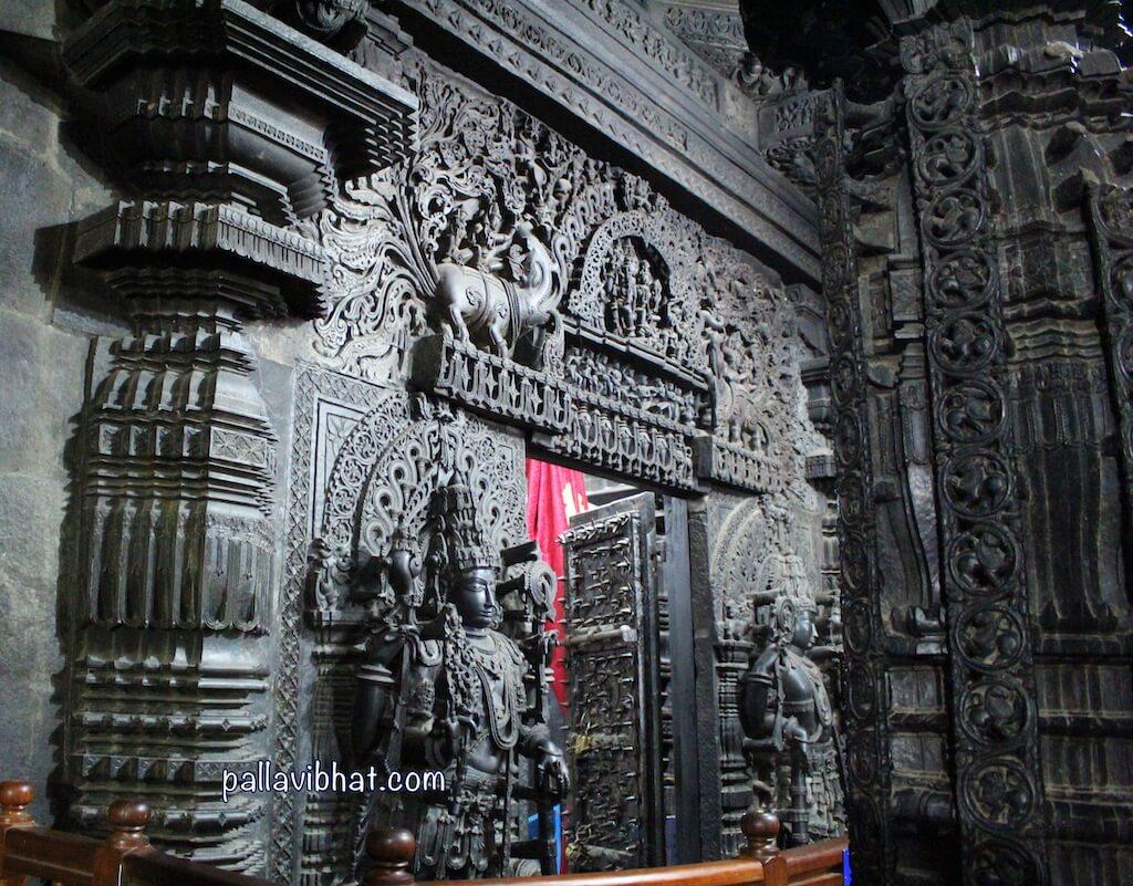 Entrance to Sanctum