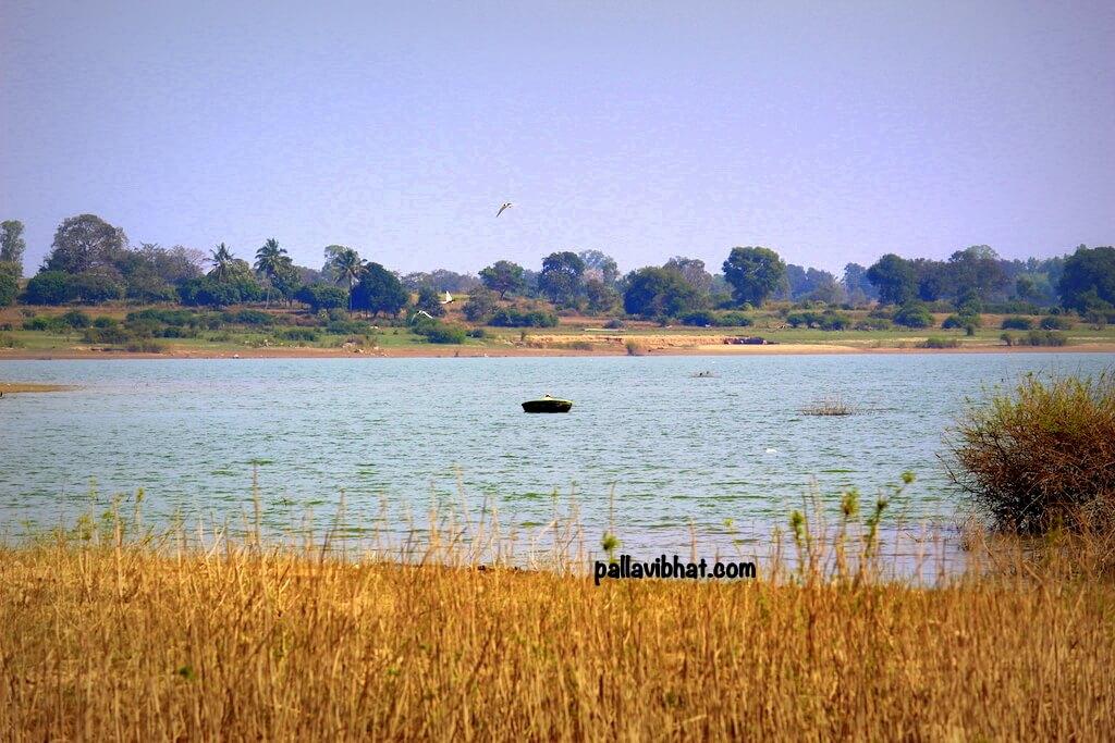 Hemavathi river