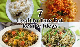 7 healthy recipes