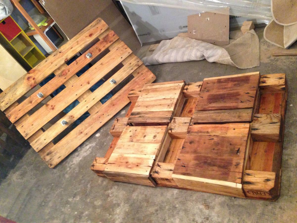 diy pallet sofa table instructions hamilton minotti coffee couch from euro pallets