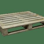 Blokpallet   100 x 120 cm - presswood   PalletDiscounter