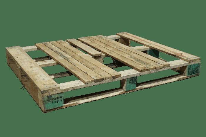 Bananen Pallet 102x120 | PalletDiscounter