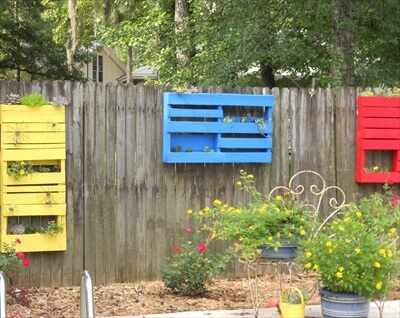 Pallet Gardening Ideas Pallet Furniture DIY