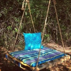 Hanging Tree Swing Chair Aluminum Folding Chairs With Webbing 33 Pallet Swings – Chair, Bed And Bench Seating Plans | Furniture Diy