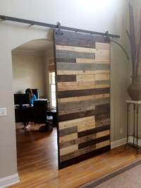 Pallet Living Room / Office Sliding Gate | Pallet ...