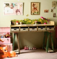 16 Ideas for a Useful Pallet Desk from Recycled Pallets ...