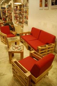 Wonderful Pallets Living Furniture   Pallet Furniture Plans
