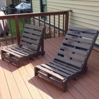 31 DIY Pallet Chair Ideas | Pallet Furniture Plans