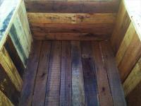 Rustic Pallet Chair | Pallet Furniture Plans