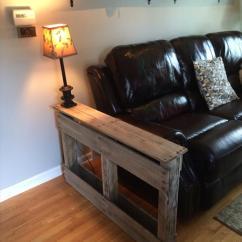 Diy Living Room Side Tables Brown Sofas Ideas Handmade Pallet Table Furniture Plans