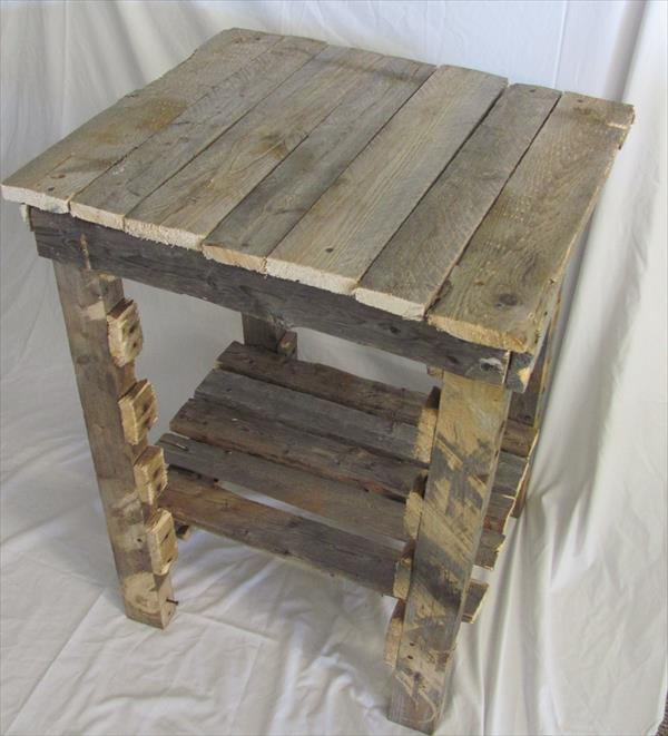 build a rustic sofa table tv apk extra side pallet furniture plans diy