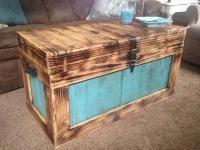 DIY Pallet Storage Chest | Pallet Furniture Plans