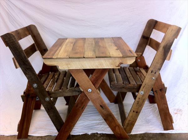 folding chair picnic table safety 1st high pallet chairs and furniture plans wooden
