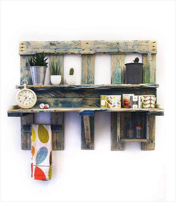 kitchen wall shelving units do it yourself remodel pallet unit furniture plans diy