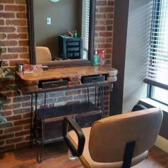 Cheap Barber Chair Walmart Game Chairs X Rocker Diy Pallet Salon Vanity Table | Furniture Plans