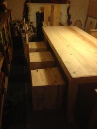 Pallet Kitchen Chair / Dining Chair | Pallet Furniture Plans