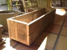 Pallet Planter Box Life
