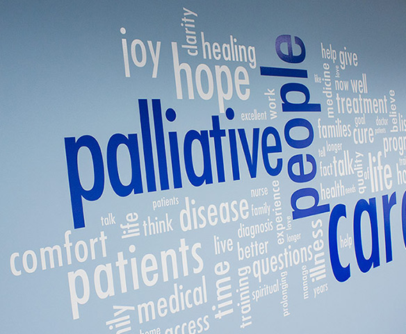 Palliativity Medical Group Sign