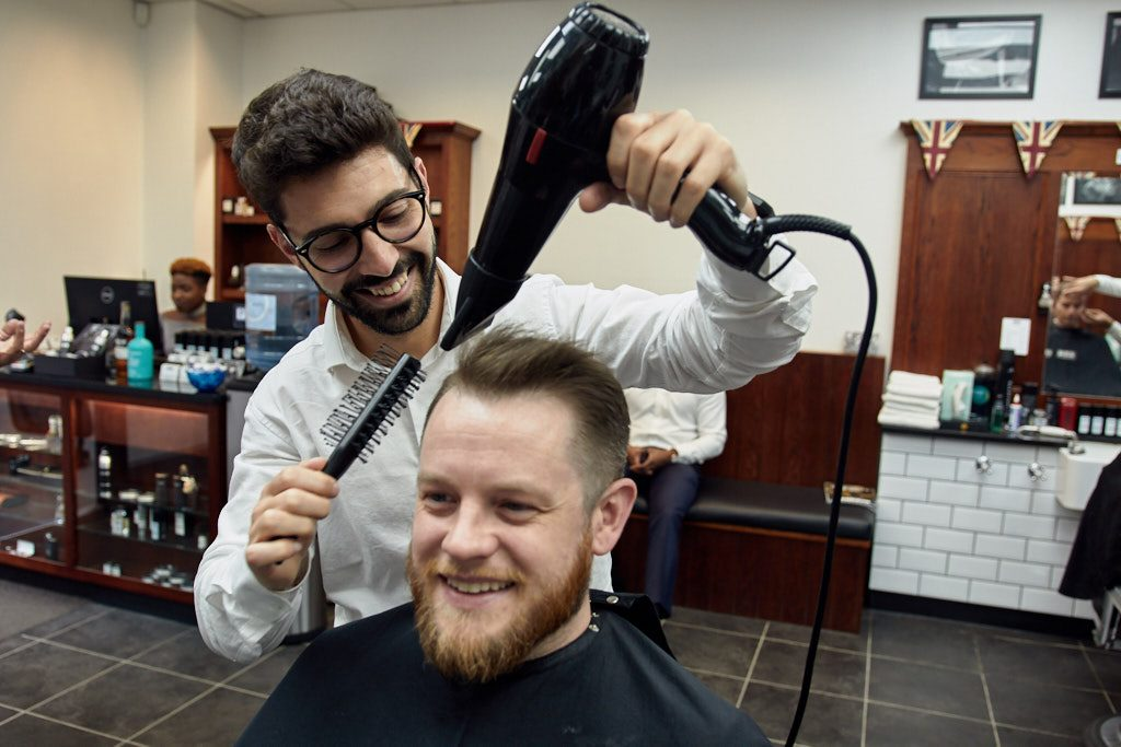 Dont Settle For Good Barber Shops Nearby Flatiron Get