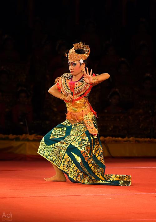 Tari Panji Semirang Dan Penjelasannya : panji, semirang, penjelasannya, Balinese, Dance, Living