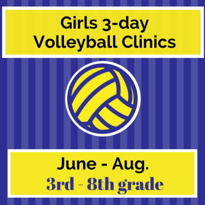 Girls Volleyball 2018 Summer