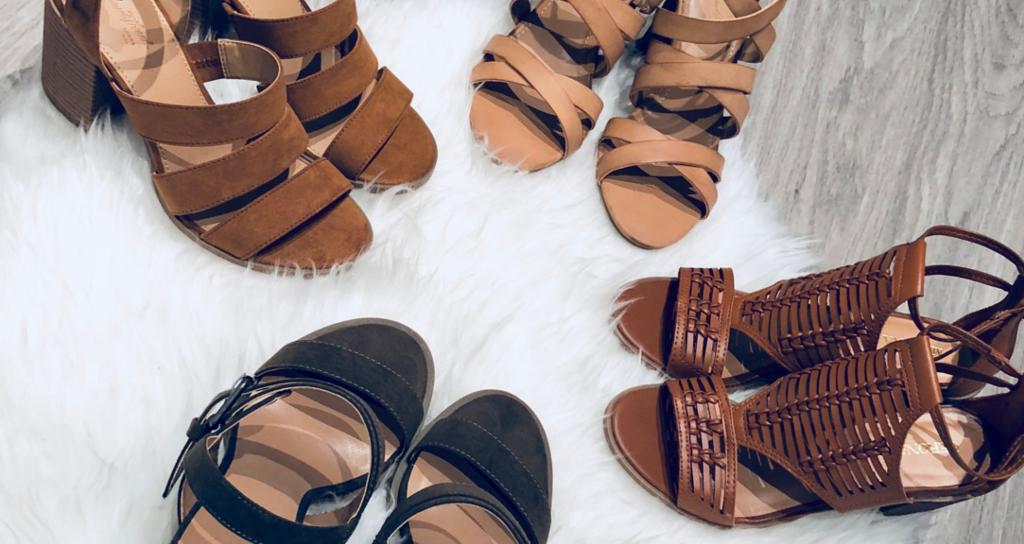 Target Spring Shoe Finds