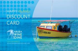 Aruba Dine-Discount-Card