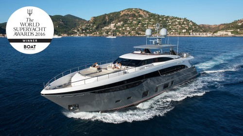 LOS 10 MEGAYATES MAS ESPECTACULARES DE 2016 World Superyacht Awards