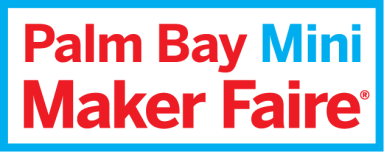 Palm Bay Mini Maker Faire logo